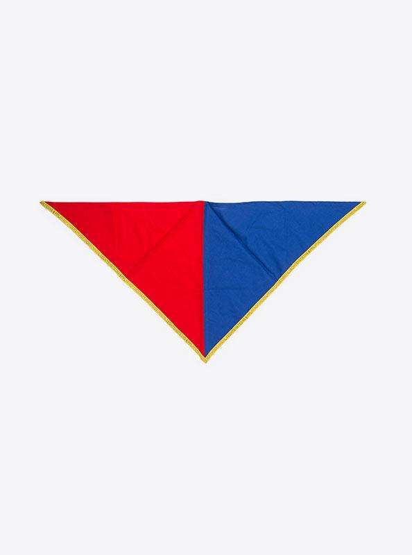 Pfadikrawatte Dreieckstuch Mit Logo Bedrucken