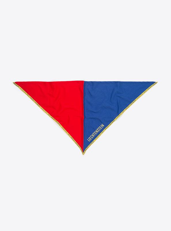 Pfadituch Dreieckstuch Gravatte Mit Logo Bedrucken