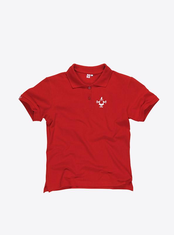 Polo Shirt Damen Schweiz Drucken