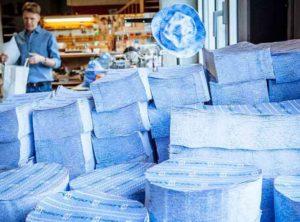 Produktion Swiss Made Dockluzern Wanderhut Migros
