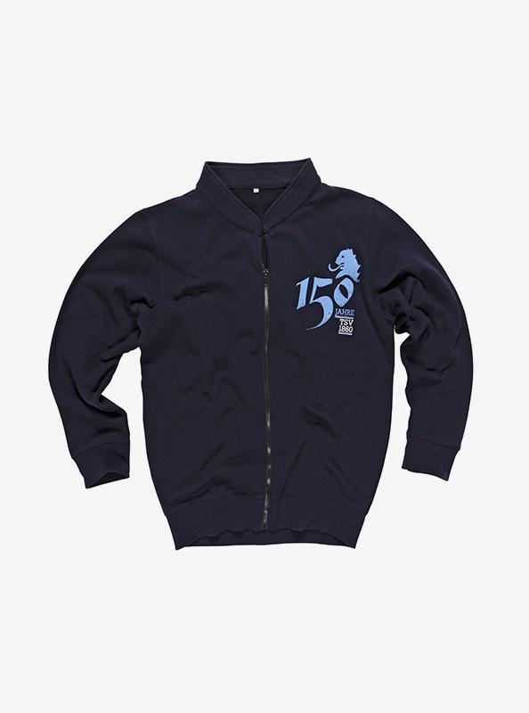 Pullover Jacke Mit Reissverschluss Drucken