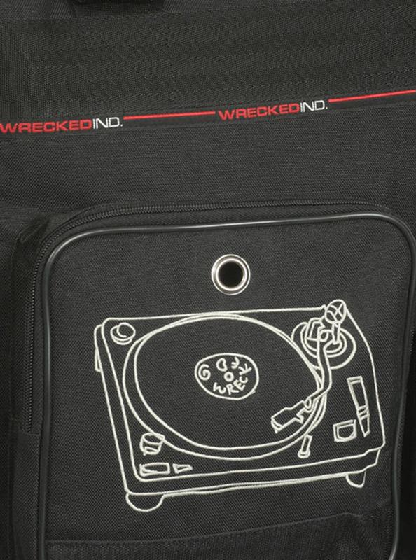 Record Bag Individualisieren