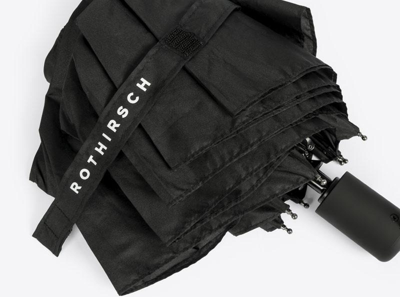 Taschenschirm mit Logo bedrucken lassen