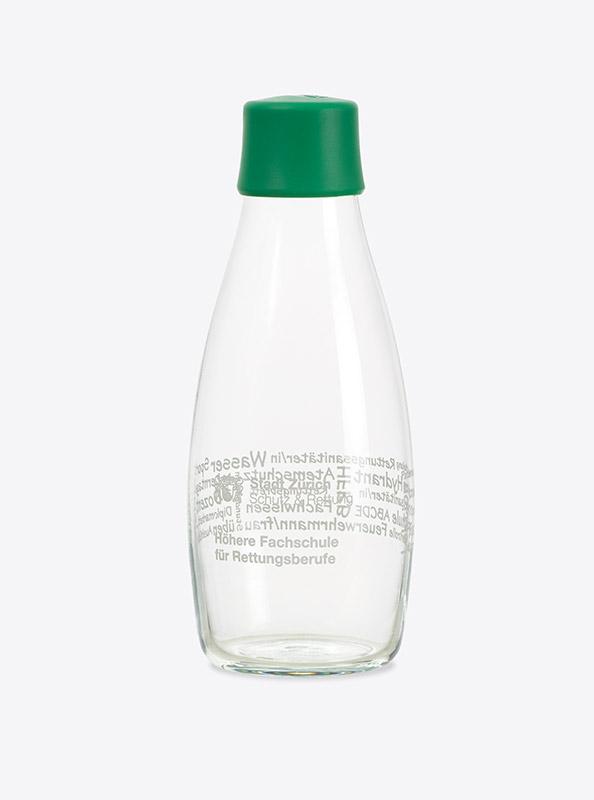 Retap Trinkflasche Glas Mit Logo Bedrucken