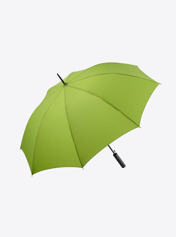 Schirm Bedrucken Farbe Gruen