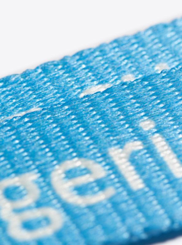 Schluesselband Bedrucken 387 Polyester Premium Hochwertig Mit Druck Obergericht