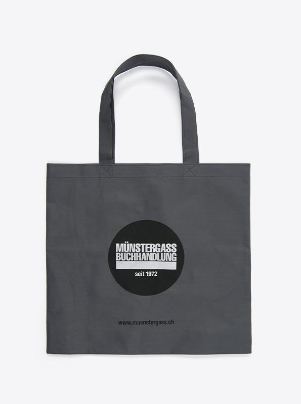 Shopper Tasche Aus Vlies Bedrucken Muenstergass