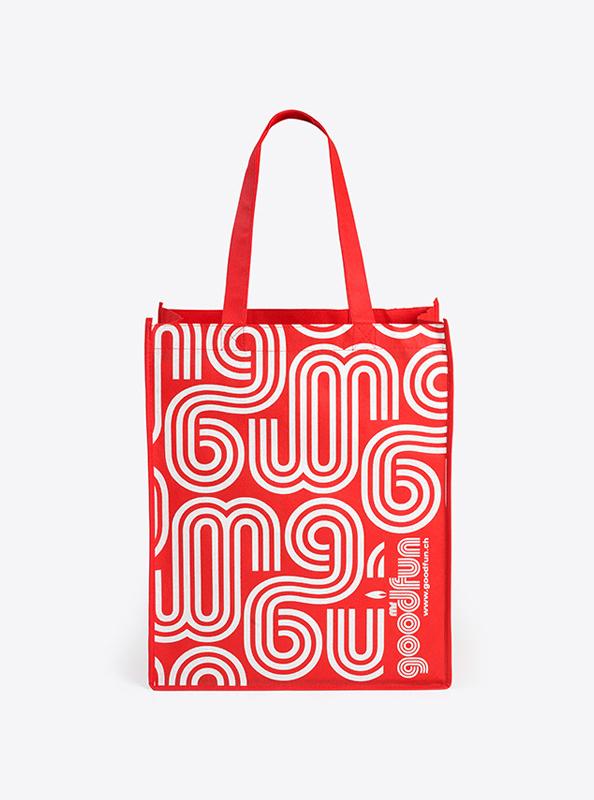 Shopping Bag Einkaufstasche Mit Siebdruck Bedrucken