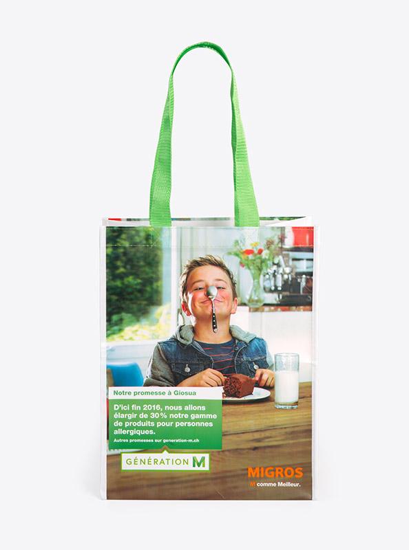 Shopping Bag Einkaufstasche Pet Bedrucken