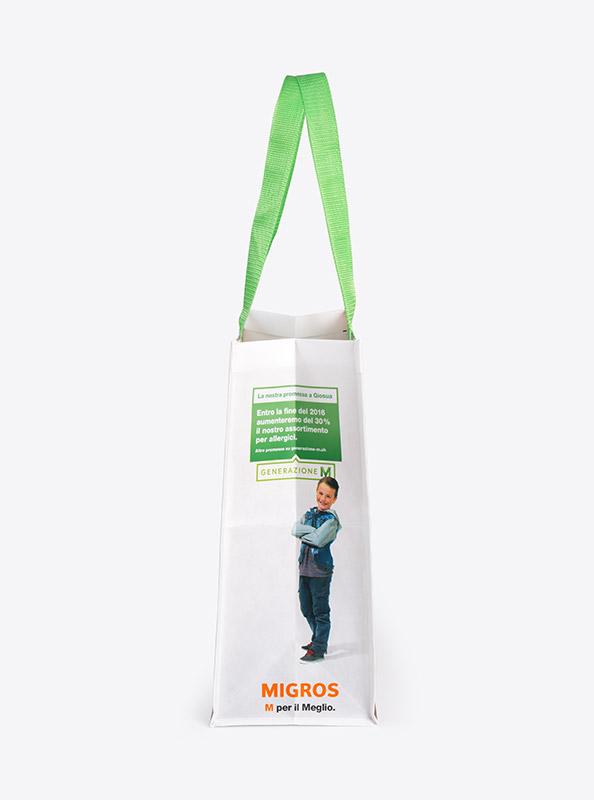 Shopping Bag Einkaufstasche Pet Mit Logo Bedrucken