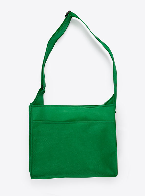 Shoulder Bag Vlies Bedrucken