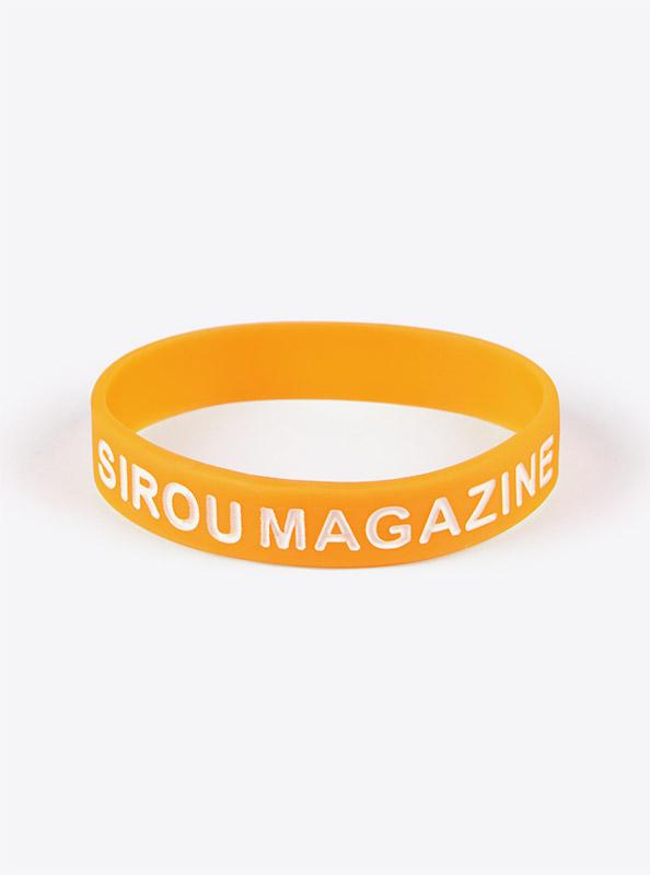 Silikon Armband Bedruckt Sirou Magazine