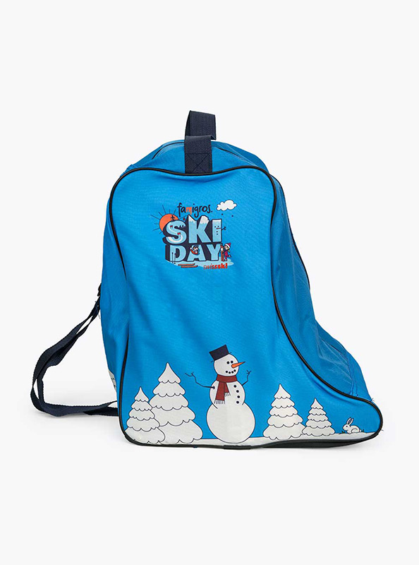 Skischuh Tasche Mit Logo Famigros