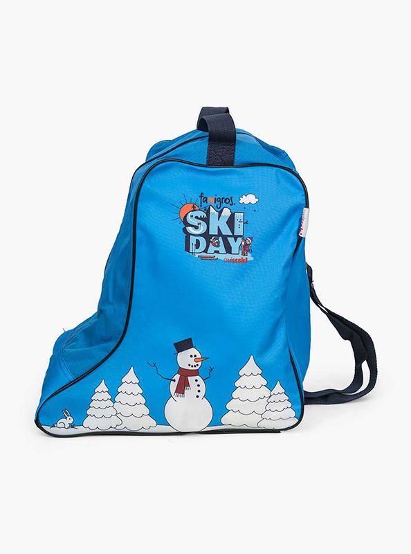 Skischuhtasche Mit Logo Bedruckt Famigros