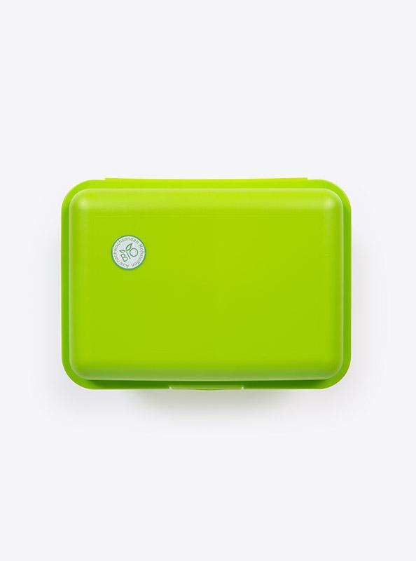 Snackbox Bio Nachhaltig Mit Logo Motiv Bedrucken Schweiz