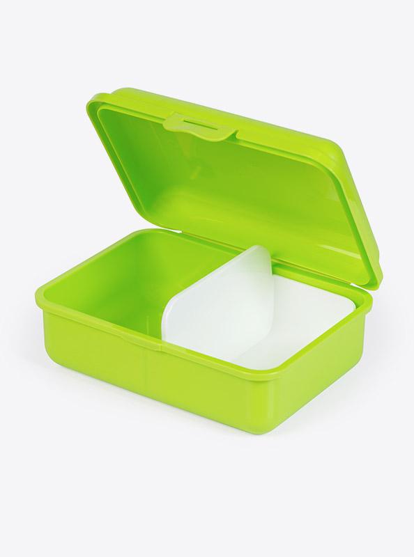 Snackbox Lunchbox Bio Mit Logo Motiv Bedrucken Schweiz