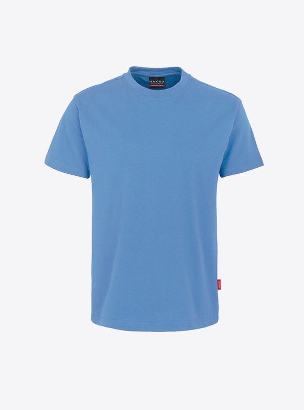 T Shirt Herren Mit Logo Drucken Oder Besticken Hakro 281 Preformance Malibu