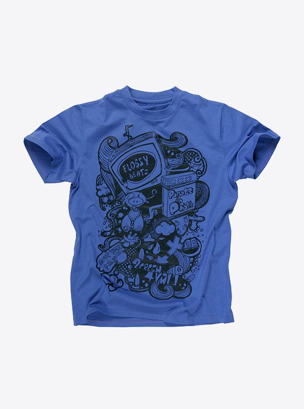 T Shirts Fuer Event Drucken