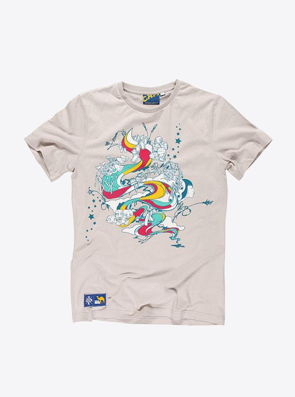 T Shirts Herren Mit Siebdruck Drucken Oder Besticken