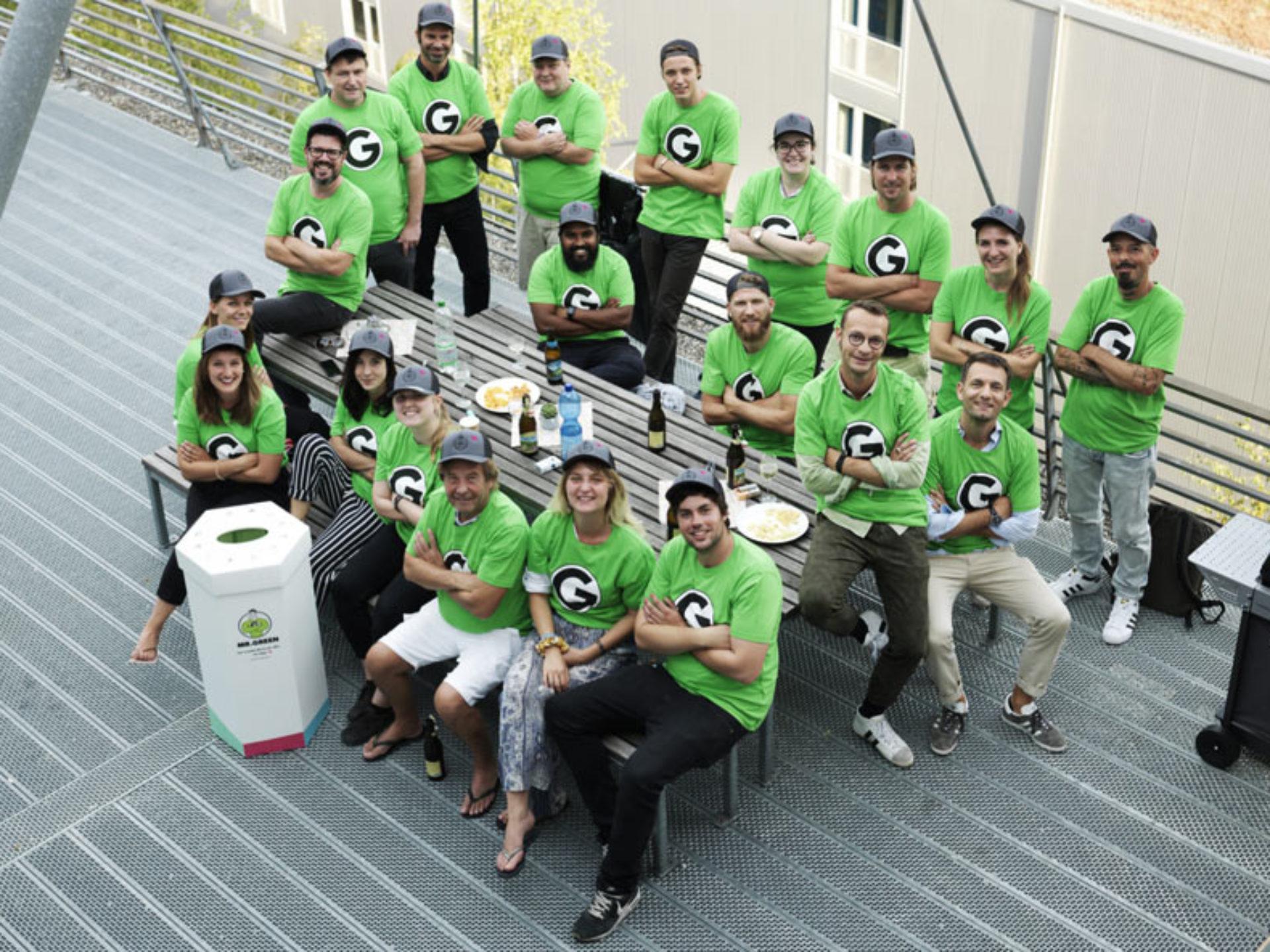 T Shirts Mit Logo Bedrucken Mr Green