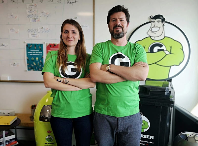 T Shirts Mit Logo Bedruckt Mr Green