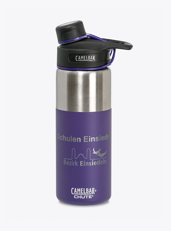 Thermosflasche Camelbak Mit Logo Gravieren Schulen Einsiedeln