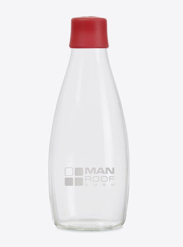 Trinkflasche Retap Mit Logo Graviert Manroof