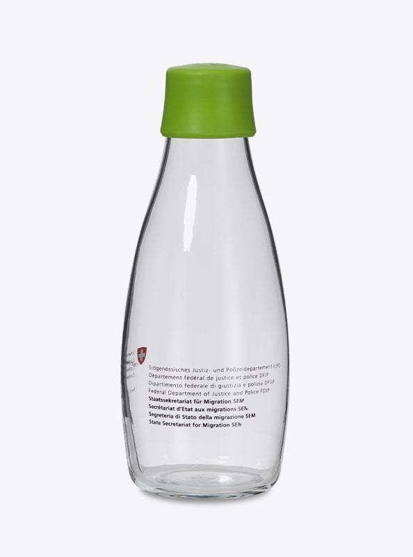 Trinkflasche Retap Mit Logo Graviert Zuerich