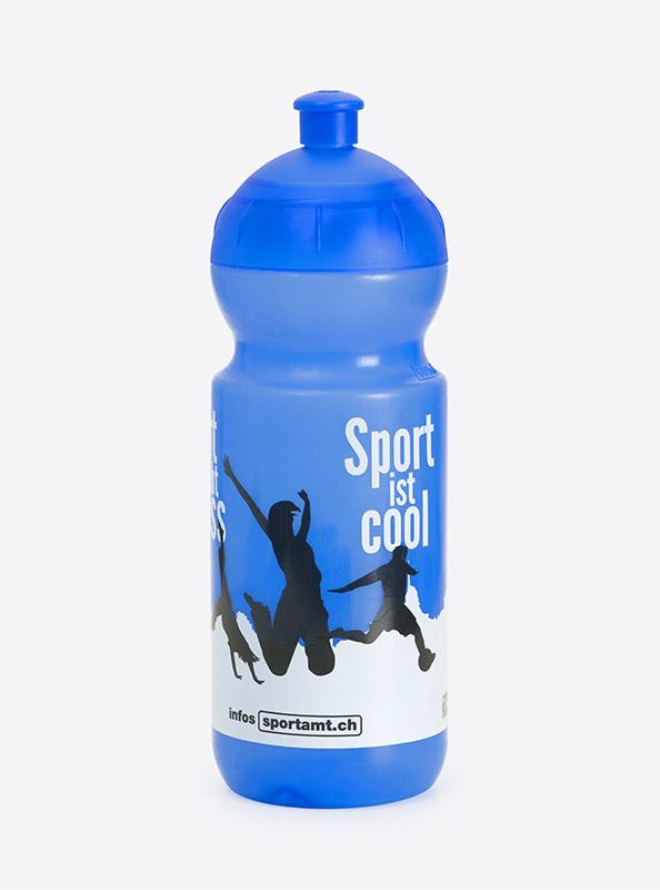Trinkflasche Sportflasche Bulb Mit Firmenlogo Bedrucken