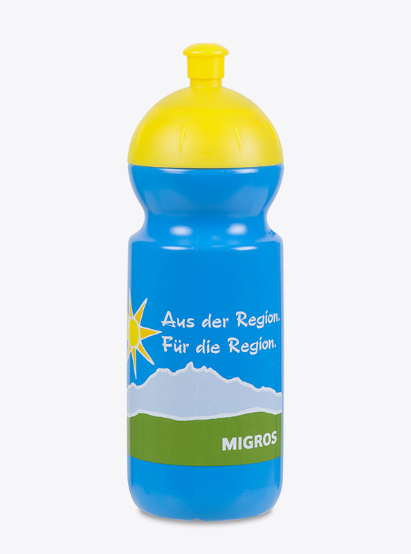 Trinkflasche Sportflasche Bulb Mit Firmenlogo Bedruckt Migros