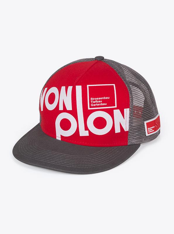 Trucker Cap Firmen Logo Bedrucken Vonplon