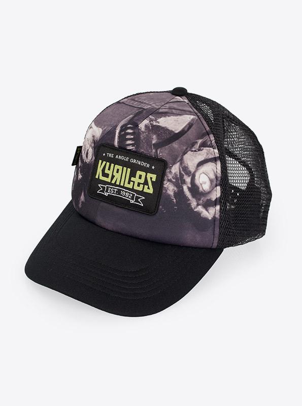 Truckercap Cap Bedruckt Kyrilez