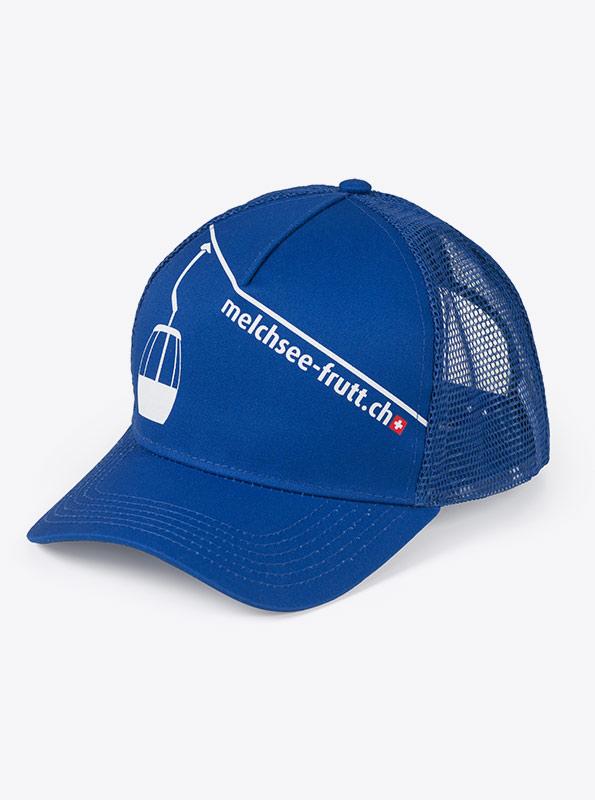 Truckercap Cap Siebdruck Logo Zurich Melchsee Frutt