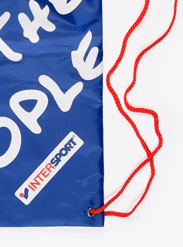 Turnbeutel Bedruckt Polyester Gym Bag