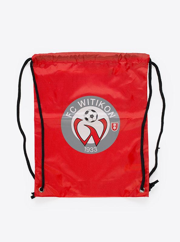 Turnbeutel Gym Bag Bedruckt Mit Logo Fc Witikon