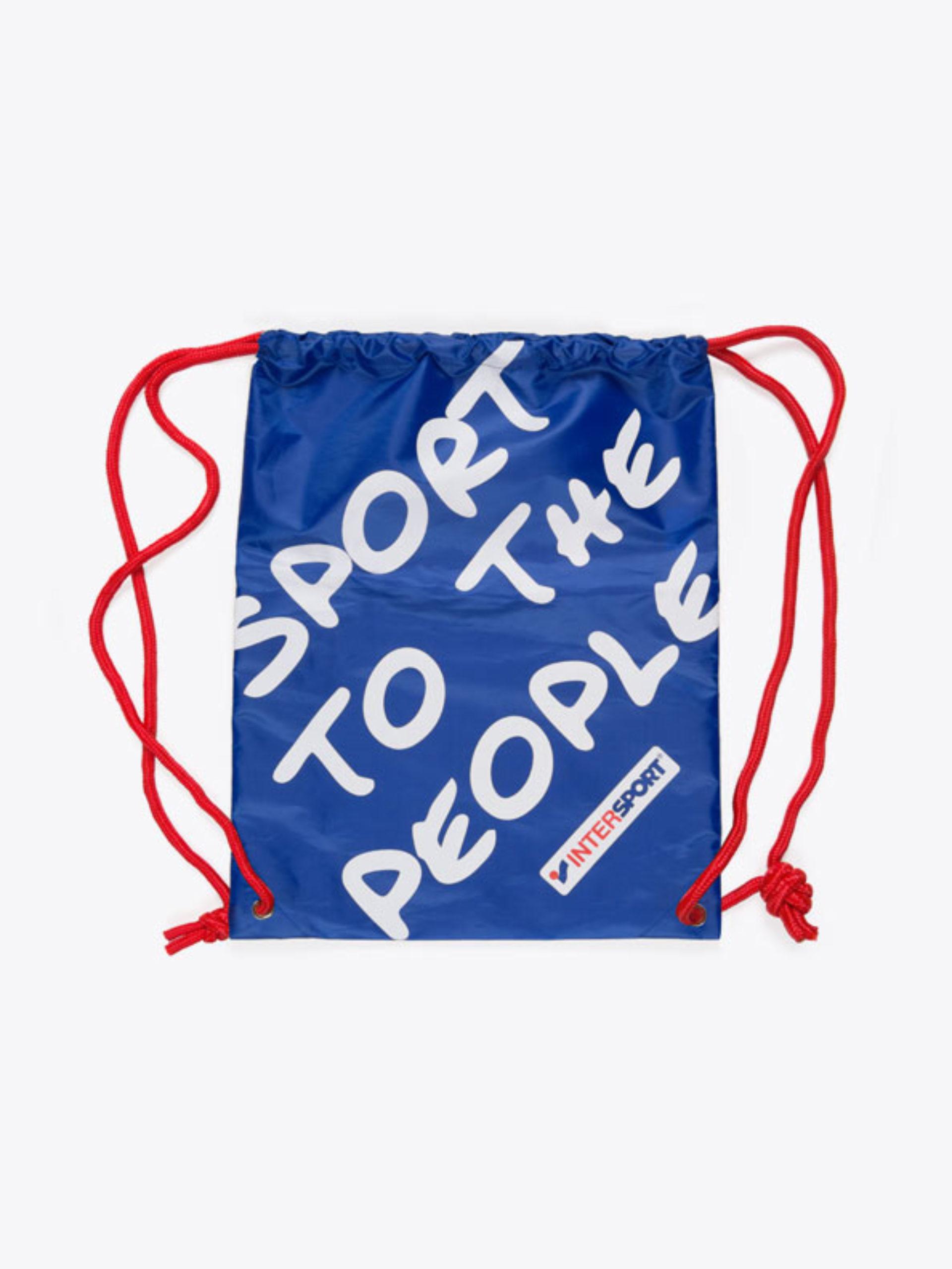 Turnbeutel Gym Bag Bedruckt Polyester