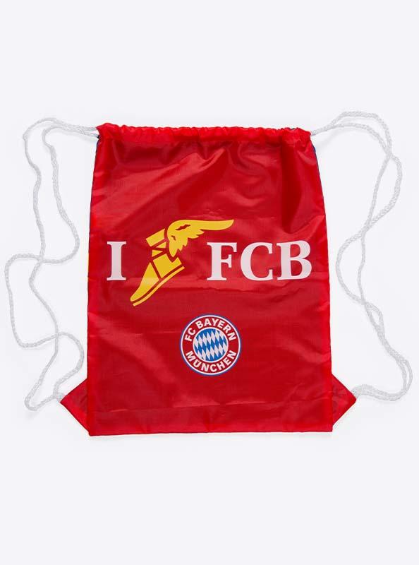 Turnbeutel Gym Bag Bedruckt Polyester Fcb