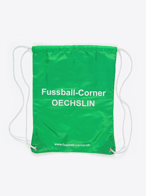 Turnbeutel Gym Bag Bedruckt Polyester Fussballcorner