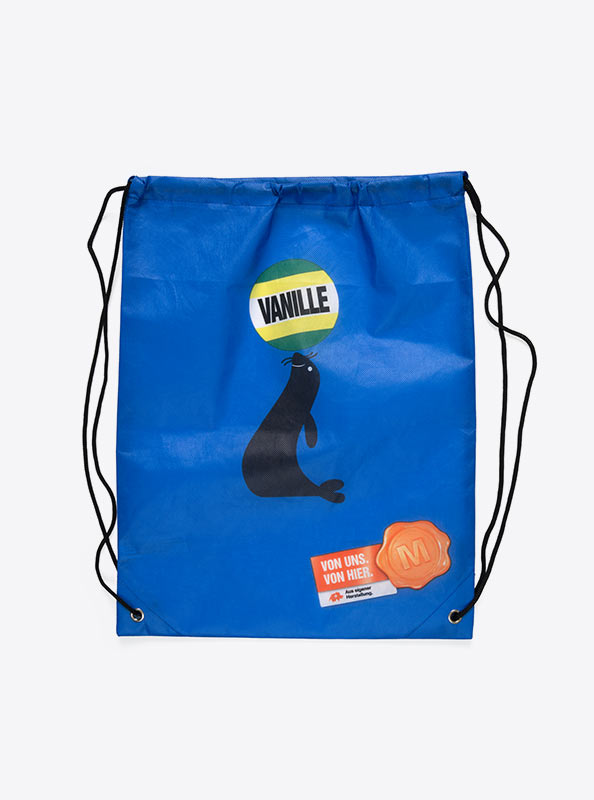 Turnbeutel Gym Bag Pet Mit Logo Bedrucken