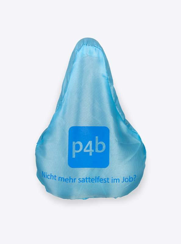 Velosattel Schutz Polyester Mit Logo Bedrucken