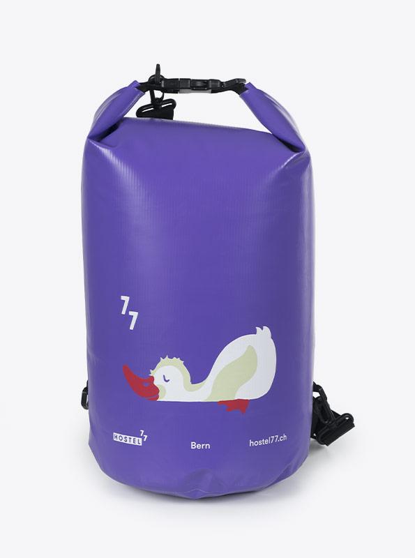 Wassserdichte Tasche Dry Bag Mit Logo Bedrucken Schweiz