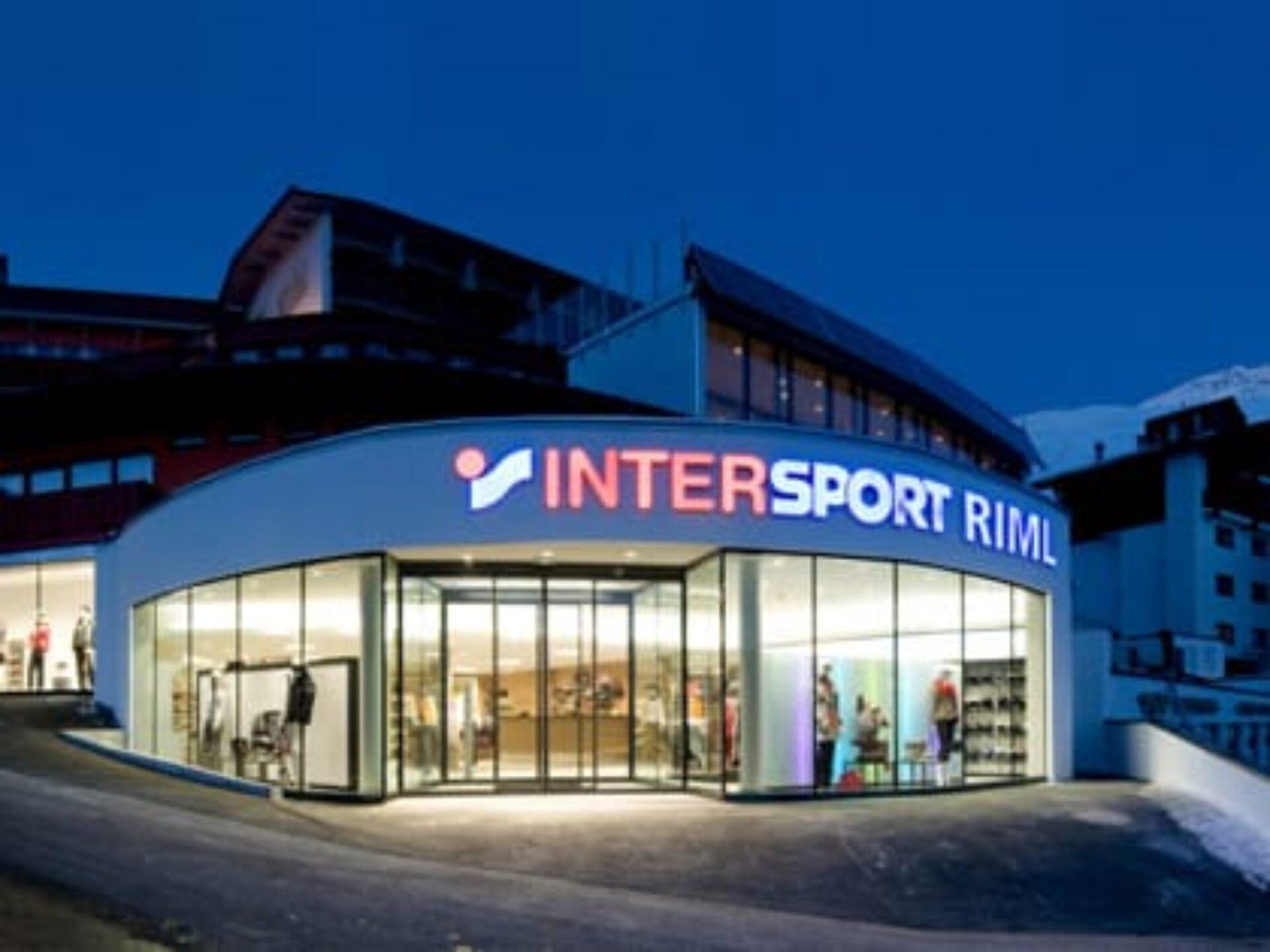 Werbeartikel Im Corporate Identity Look Intersport